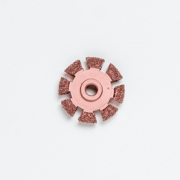 Răzuitor disc RF BOT D50x7 mm, cu filet 3/8×24 – K16