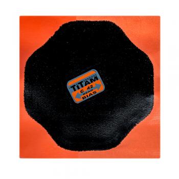 Petic anvelopă diagonală Titam T C42