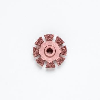 Răzuitor disc RF BOT D50x19 mm cu filet 3/8×24 – K36