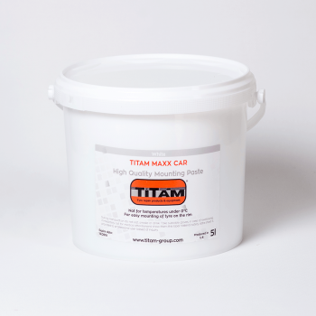 Pastă de montare TITAM Maxx Car White (albă)