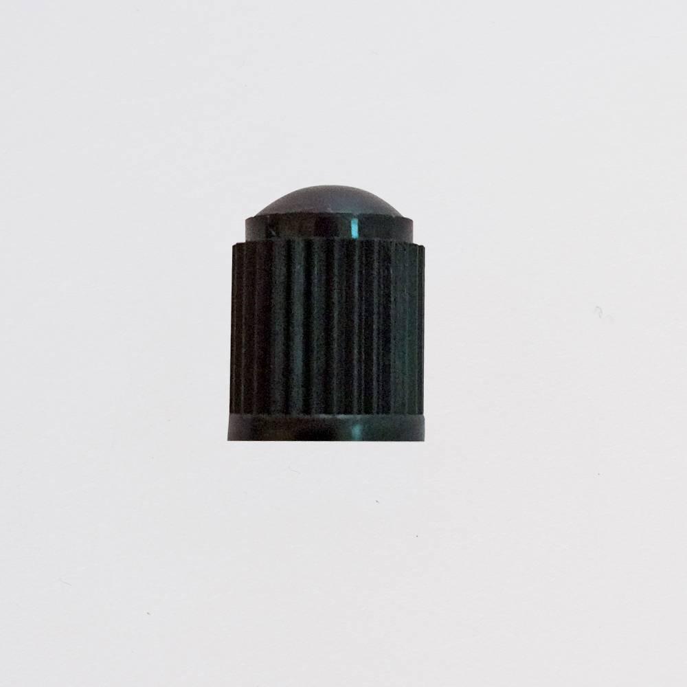 Căpăcel ventil plastic negru 100 buc