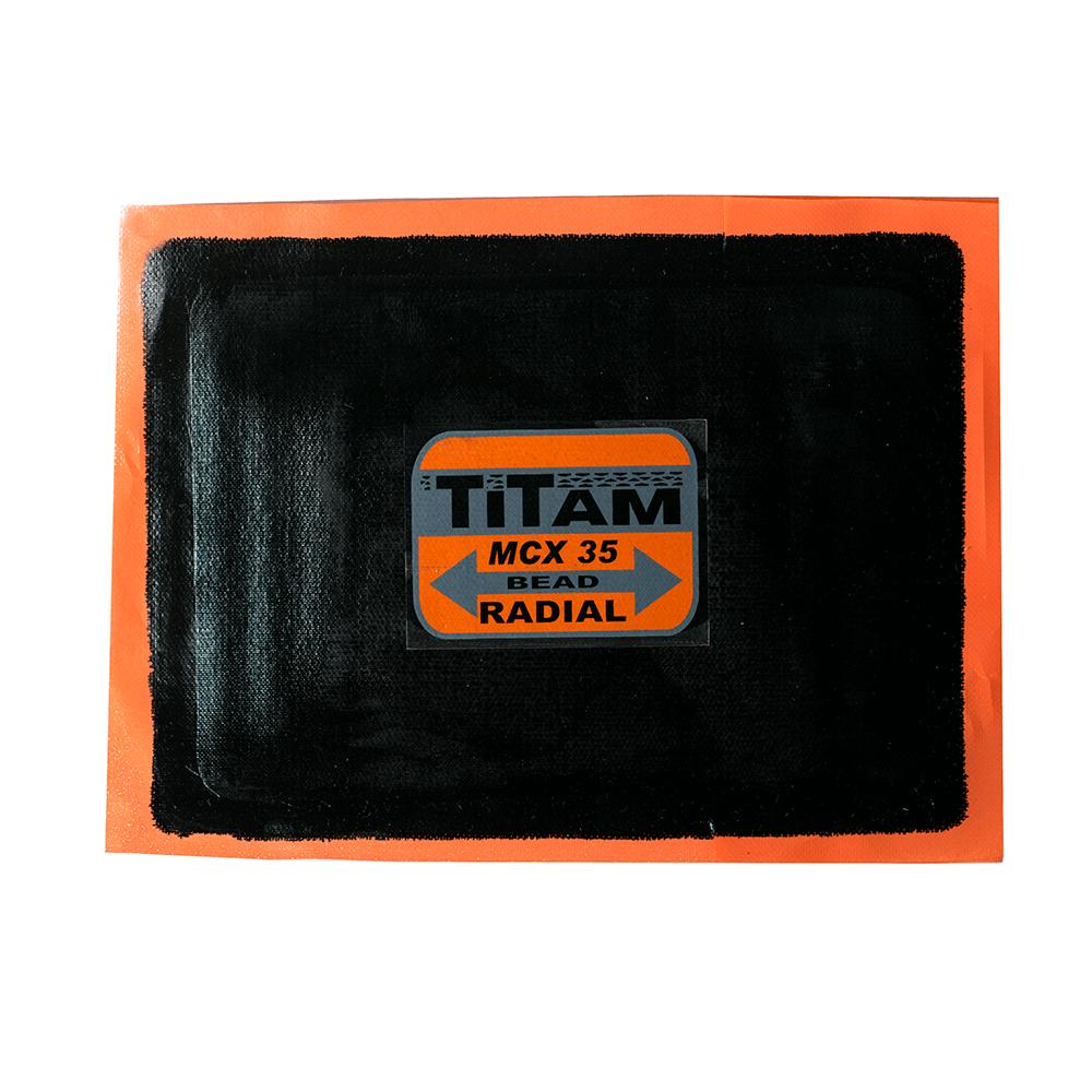 Petic anvelopă radială Titam T MCX35