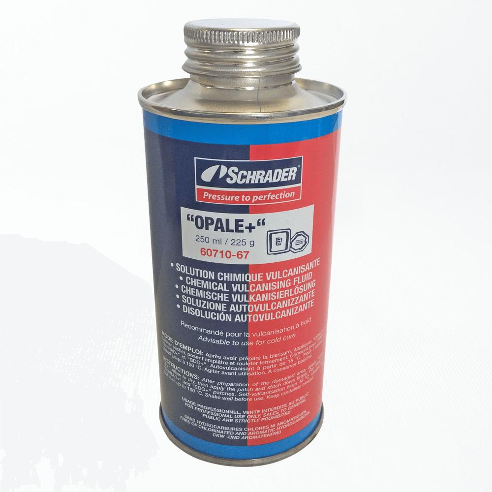 Soluție vulcanizare 250 ml Schrader – Opale