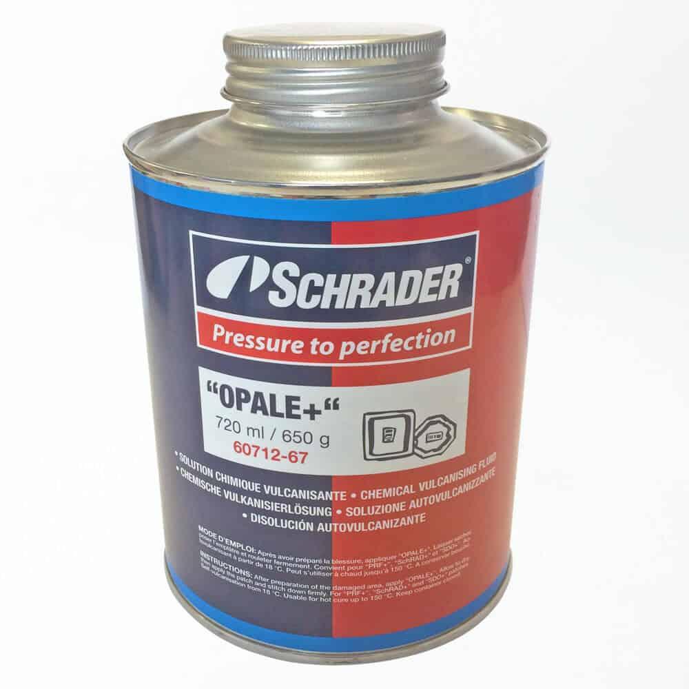 Soluție vulcanizare 720 ml Schrader – Opale
